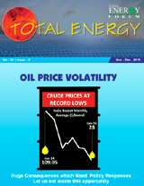 Total Energy - Jan 2016
